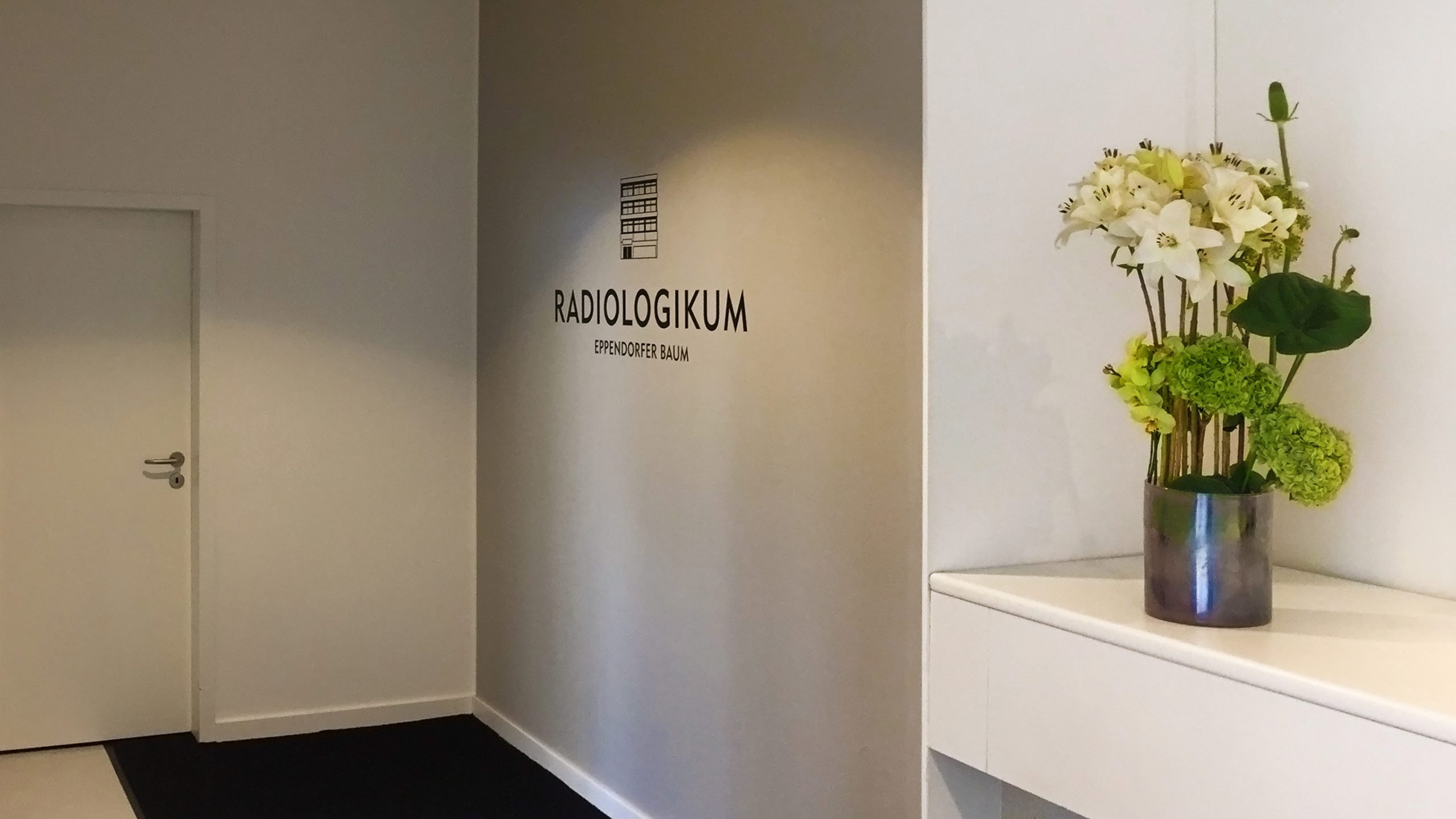 Radiologikum - Eppendorfer-Baum - Praxis-Empfang