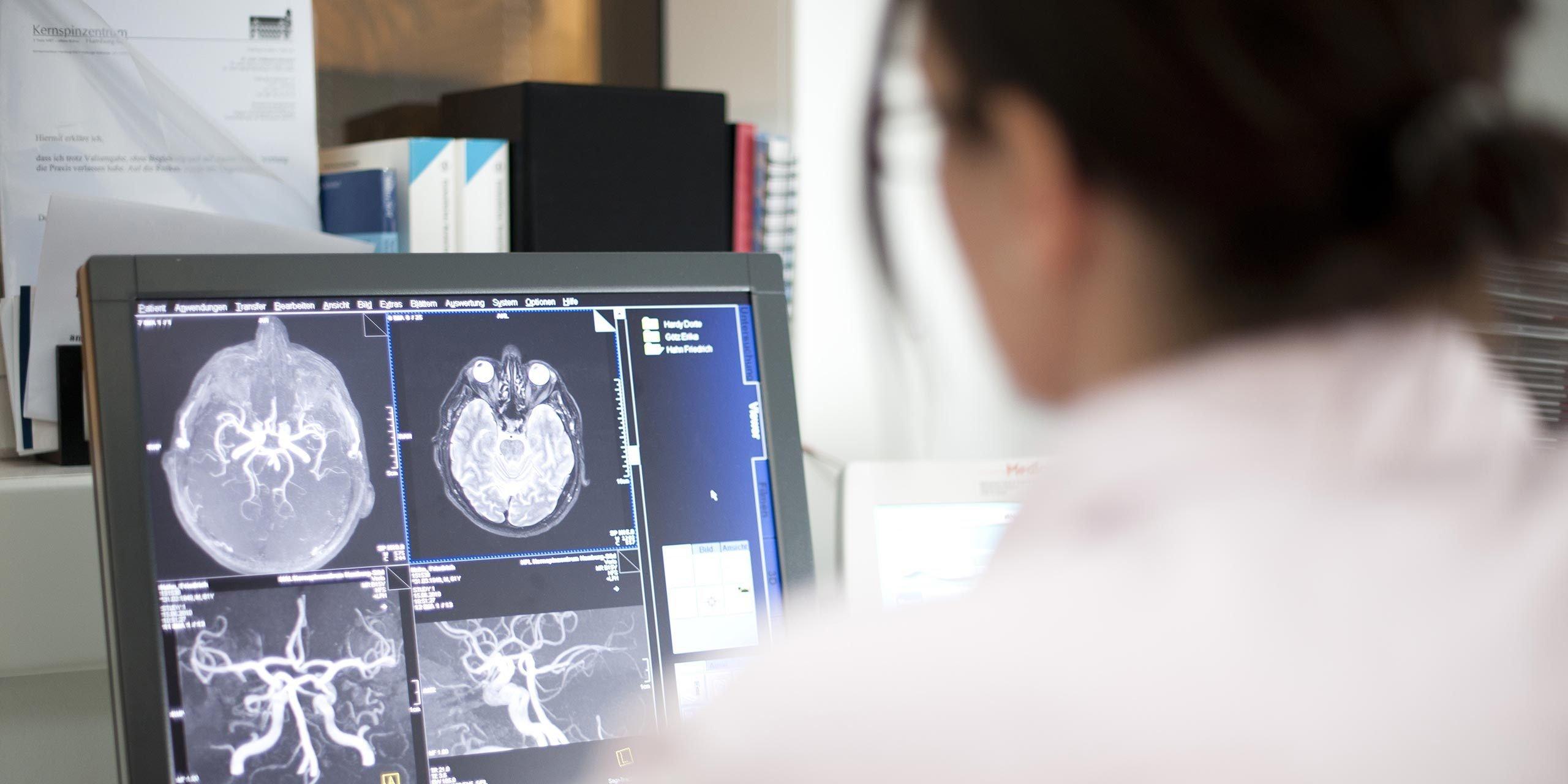 Radiologikum - Eppendorfer-Baum - Computertomographie (CT)